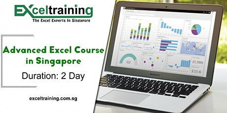 SkillsFuture Approved Microsoft Excel Advanced Course Singapore tickets