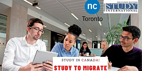 Study to Immigrate Pathway with Niagara College-Toronto! tickets