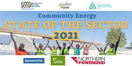 Community Energy State of the Sector 2021 - Launch Event tickets