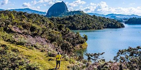 Establishing an ecotourism trail tickets