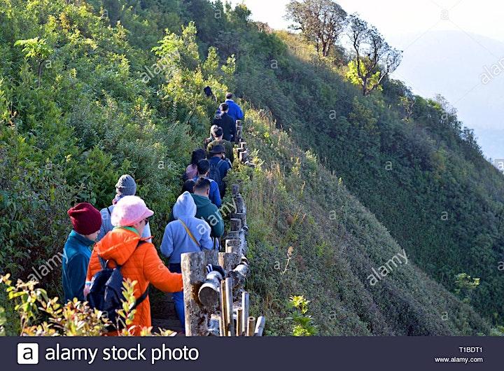 Establishing an ecotourism trail image