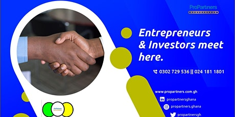 BUSINESS CLINIC: Discussing Partnerships and Equity Funding tickets