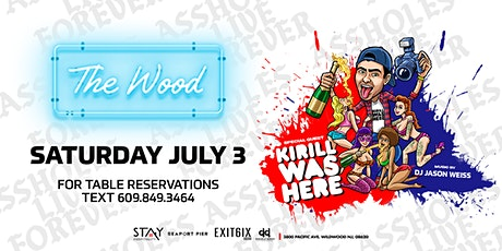 Kirill Was Here | The Wood | Saturday July 3rd tickets