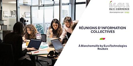 Réunion d'information collective - Mardi 13  juillet 2021 (Roubaix) tickets