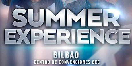 SUMMER EXPERIENCE 2.0 entradas