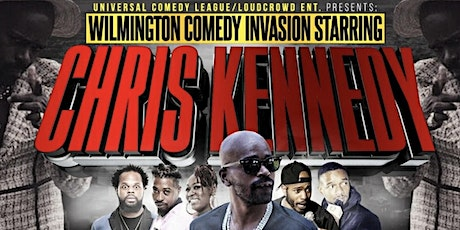 THE WILMINGTON COMEDY INVASION tickets