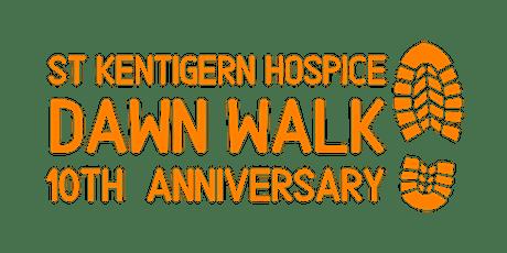 St Kentigern Hospice Dawn Walk 2021 tickets
