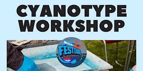 Bay Fest- Family Cyanotype Workshop tickets