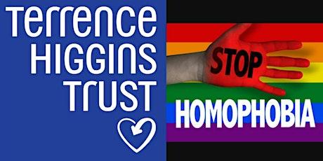 LGBT+  - Terrence Higgins Trust tickets