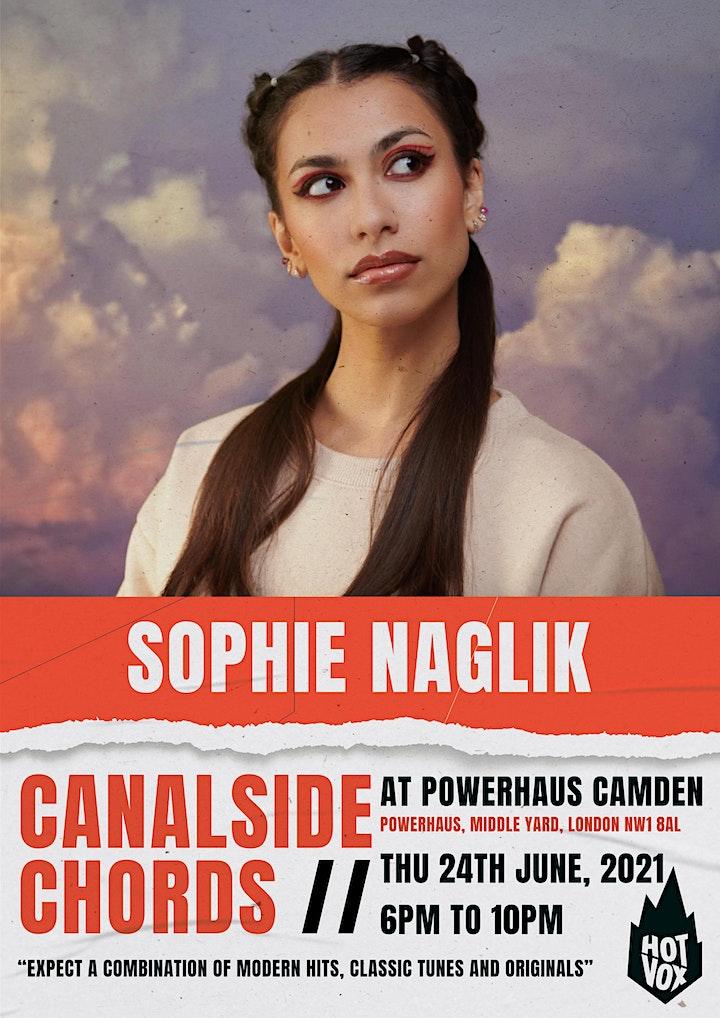 HOT VOX Presents: Canalside Chords feat. Sophie Naglik image
