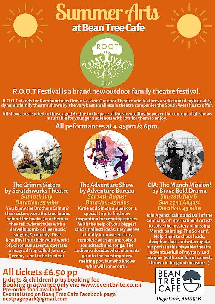R.O.O.T Family Festival show - The Adventure Show by Adventure Bureau image