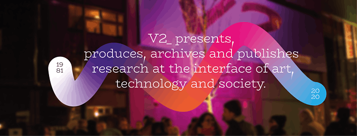 Afbeelding van MUTATE: Media Technology Exhibition at V2_