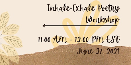 Inhale-Exhale Presents: Happy Place, Safe Space tickets