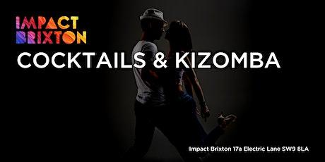 Cocktails & Kizomba tickets