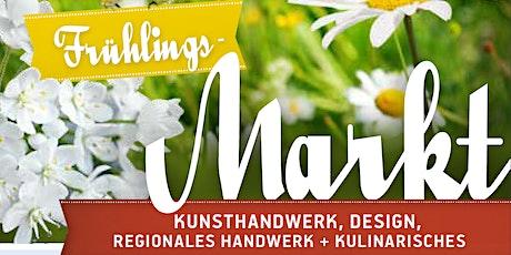 Frühlingsmarkt Rittergut Birkhof Tickets