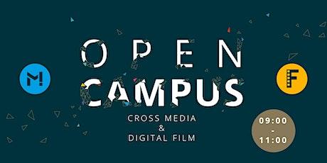 "SAE Institute Wien - ""OPEN CAMPUS DAY"" -  Cross Media & Digital Film Tickets"