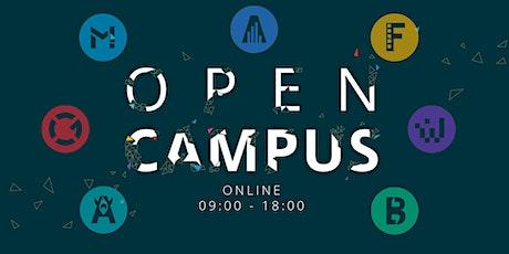 """SAE Institute Wien - """"OPEN CAMPUS DAY"""" - ONLINE tickets"""