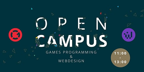 "SAE Institute Wien - ""OPEN CAMPUS DAY"" -  Games Programming & Webdesign Tickets"