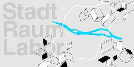 Stadt-Raum-Labor.  Architekturwalk Nürnberg Tickets