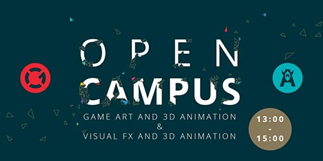 """SAE Institute Wien - """"OPEN CAMPUS DAY"""" -  Game Art,Visual FX & 3D-Animation Tickets"""