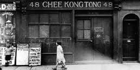 Limehouse: London's First Chinatown  - A Talk by Dr Tom Bolton tickets