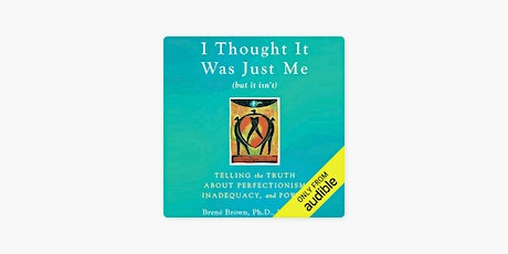Book Review & Discussion : I Thought It Was Just Me (but it isn't) tickets