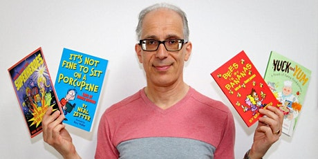 ChatterBooks With Poet Neal Zetter tickets