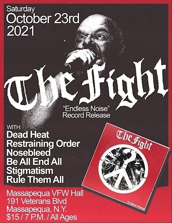 The Fight Record Release image