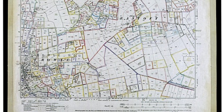 Lunchtime Talks - Maps, Tax and Tractors: two 20th Century land survey tickets