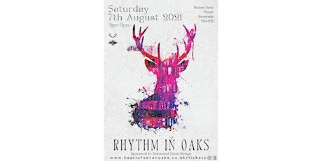 Rhythm in Oaks tickets