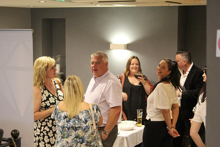 Leicestershire Business Network Group - West   Fourwards Restaurant image