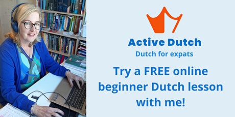 FREE Mini Trial Dutch Lesson for Expats (Online) tickets