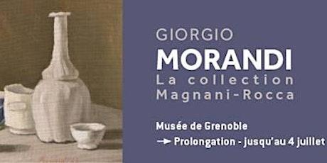 Giorgio Morandi. La collection MAGNANI-ROCCA. billets