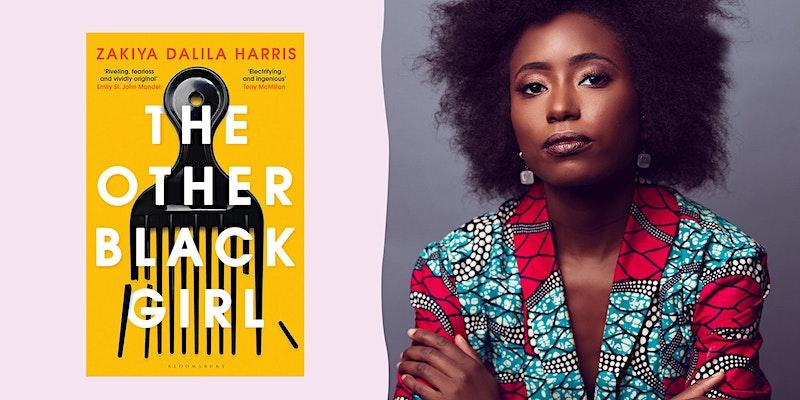 Papier Book Club with Zakiya Dalila Harris Author of The Other Black Girl