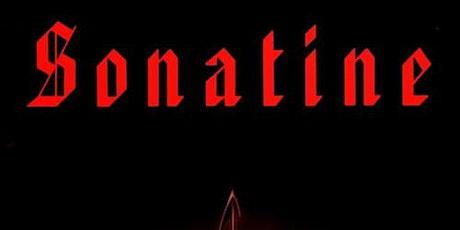 "Cinema in de Japanse Tuin ""Sonatine"" 13 juni  21u - 23u30 billets"