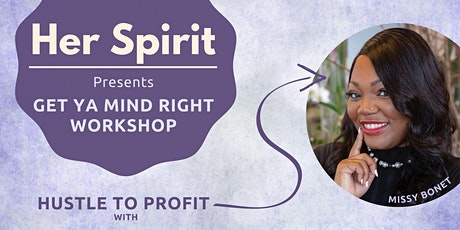 Turn Your Hustle into Profit Workshop tickets
