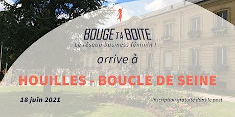 Lancement de Bouge ta Boite à Houilles-Boucle de Seine tickets