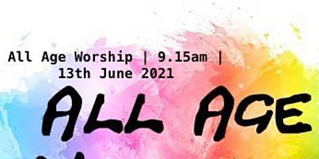 9.15am  All Age OUTDOOR Service (13.06.21) @ Trinity Playground tickets