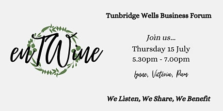 enTWine - Tunbridge Wells Business Forum tickets