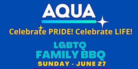 Aqua's LGBTQ Family BBQ 2021 tickets