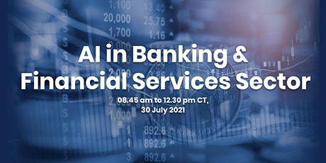 AI in Banking and Financial Services Sector tickets