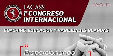 I Congreso Internacional de Coaching, Educación y Habilidades Blandas entradas