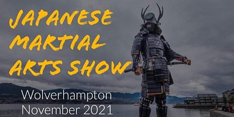 Japanese Martial Arts Show tickets
