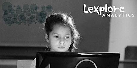 Lexplore Reading Assessment Demonstration for Private Tutors tickets