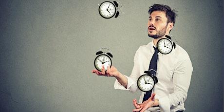 Inspiratieworkshop | Timemanagement tickets