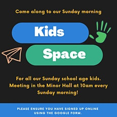 Kids Space at St John's - 10am tickets