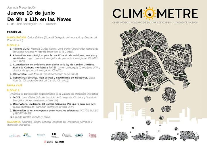 Imagen de Presentación de Climòmetre