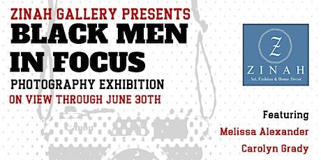 BLACK MEN IN FOCUS Exhibition tickets