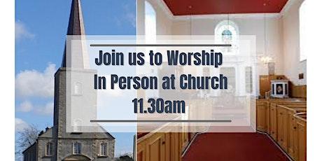 St John's  Moira - 11.30am Service at the Parish Church tickets