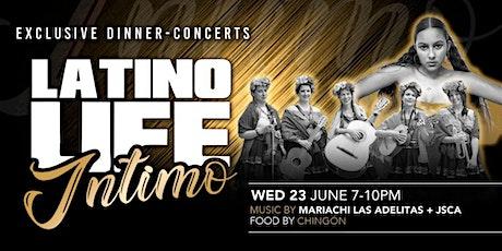 Latino Life Íntimo presents Mariachi Las Adelitas + JSCA tickets